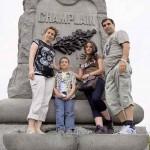 Nilofar Kakavand & Family