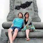 Aaron Fallon & Jessica Boissonee