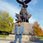 The Bear Portraits: Aboriginal War Memorial, Ottawa