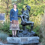 Lest We Forget Major's Hill: Stephanie Read