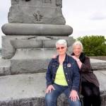 Susan Newlove & Chantel Heron