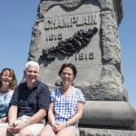 Dave, Cathy & Ann Edmonds