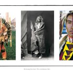 Returning The Gaze: Two Assiniboine Men (2009/2015)