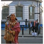 Indians on Tour: Covent Gardens, London, England
