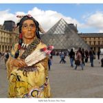 Indians on Tour: Louvre Museum, Paris, France