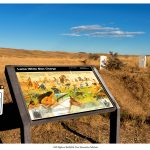 Indians on Tour: Little Bighorn Battlefield, Montana