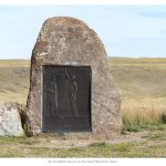 Indians on Tour: Bear Paw Battlefield Monument, Nez Perce National Historical Park, Montana